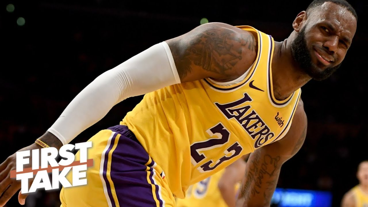 LeBron, like Kobe Bryant, cannot be trusted with his health – Max Kellerman | First Take