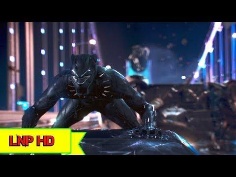 NHẠC PHIM REMIX : Black Panther - Chiến Binh Báo Đen  - LNP HD thumbnail