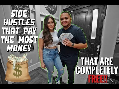 Highest Paying SIDE HUSTLES of 2019! | That Are Completely FREE!
