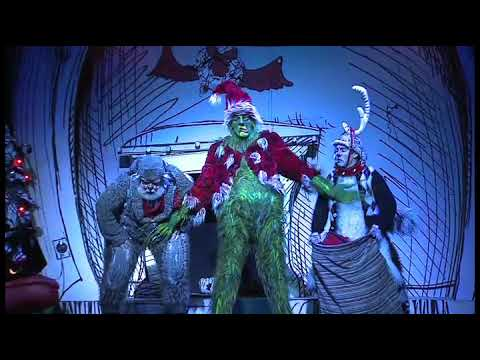 Dr. Seuss' How The Grinch Stole Christmas! The Musical - Dec 19 - 29, 2018 at the Merriam Theater