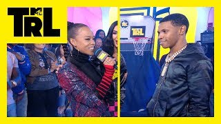 "A Boogie Wit Da Hoodie & Serayah Play ""Shooting Stars"" | Weekdays at 3:30pm | #TRL"