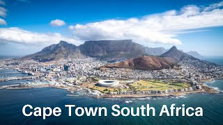 Cape Town South Africa with the DJI Osmo Pocket!