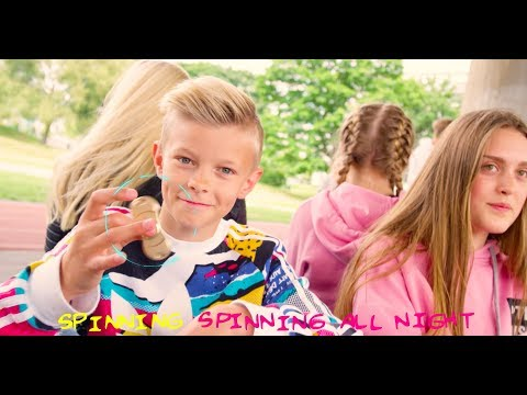 Emoj - Spin It (The Fidget Song) [OFFICIAL VIDEO]