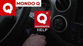 QHelp: Come avviare l'auto a spinta