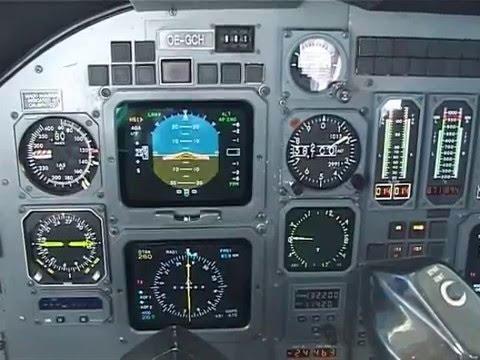 Flug nach Astana mit C650 (Comtel Air 2003)