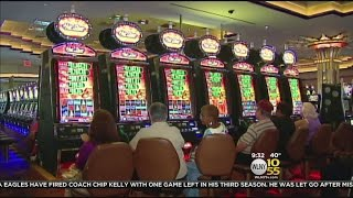 Video Casino At Belmont Race Track