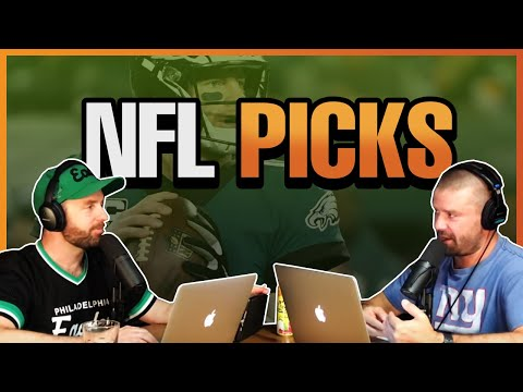 NFL Picks Wildcard Weekend (Ep. 771) - Sports Gambling Podcast