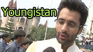 Youngistan : Jackky Bhagnani shoots for the movie in Indore