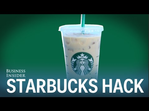 This Starbucks hack will save you $2 on one of its coffee drinks