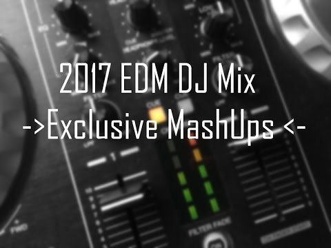 2017 New MashUps & Classic EDM Mix - Hardwell, W&W, Knife Party, Carnage and many more