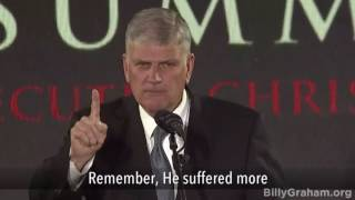 Franklin Graham: We Have a Responsibility to Speak Out for Persecuted Christians