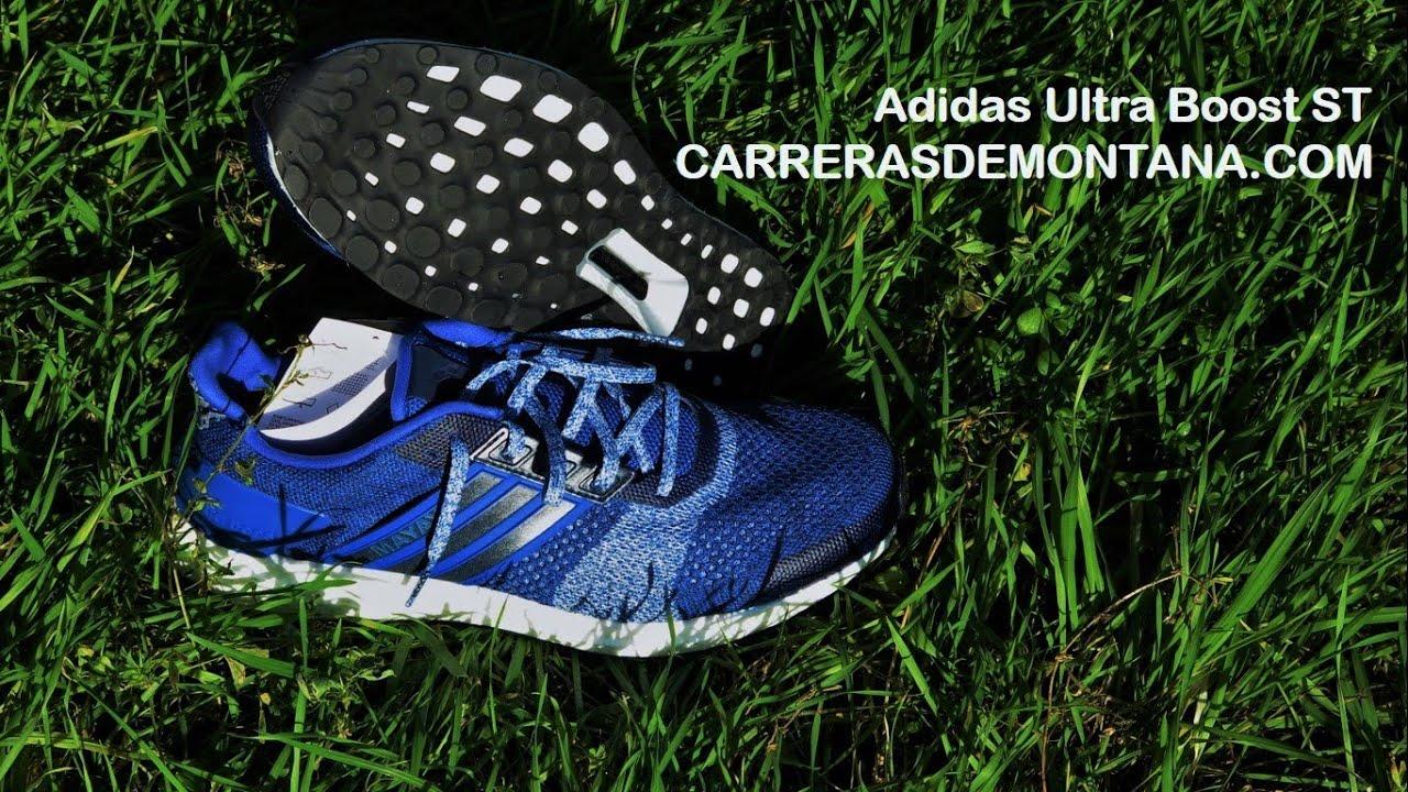newest 65ce3 fc45f Adidas Ultraboost ST  Zapatillas running estabilidad. Analisis por Mayayo   moxigeno