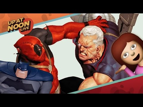 Deadpool 2's Cable, New Batman Toys & Another NSFW Card Game - Up At Noon Live