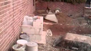 Philadelphia Courtyard (block Work And Brick Soilders) By Matt's Landscapes, Inc. (267) 988-4765
