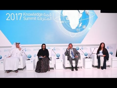 انطلاق قمة المعرفة تحت شعار الشباب ومستقبل اقتصاد المعرفة  - 09:55-2018 / 12 / 5