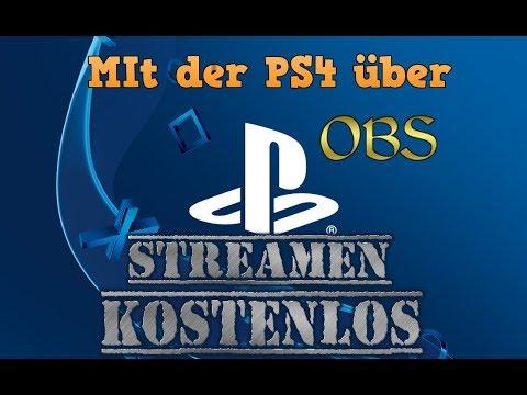 Ps4 Streamen