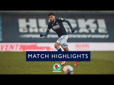Millwall Blackburn Goals And Highlights