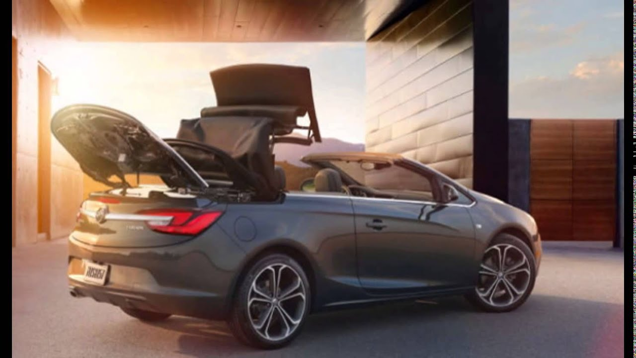 2016 2017 Buick Cascada New Sedan Luxury Convertible Reviews Release Date
