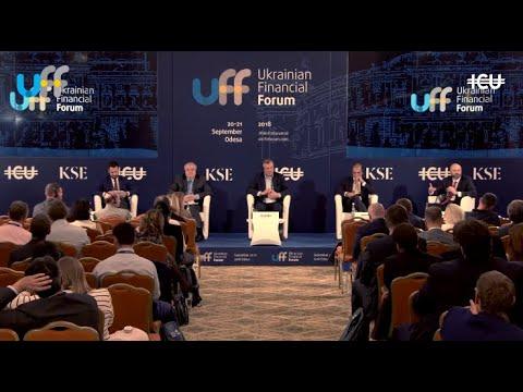 #UkrFinForum18 -- BETTING ON THE FUTURE: ORGANIZED COMMODITY TRADING IN UKRAINE
