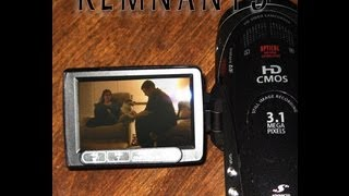 "Remnants - A ""found footage"" horror film."