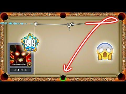 8 Ball Pool   JORGE Level 999 Vs Prisma - Part 2   Magical Kiss Shots