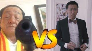 Trần Dần vs Thanh Niên Quảng Cáo Binomo - kiếm 1000 đô/ngày