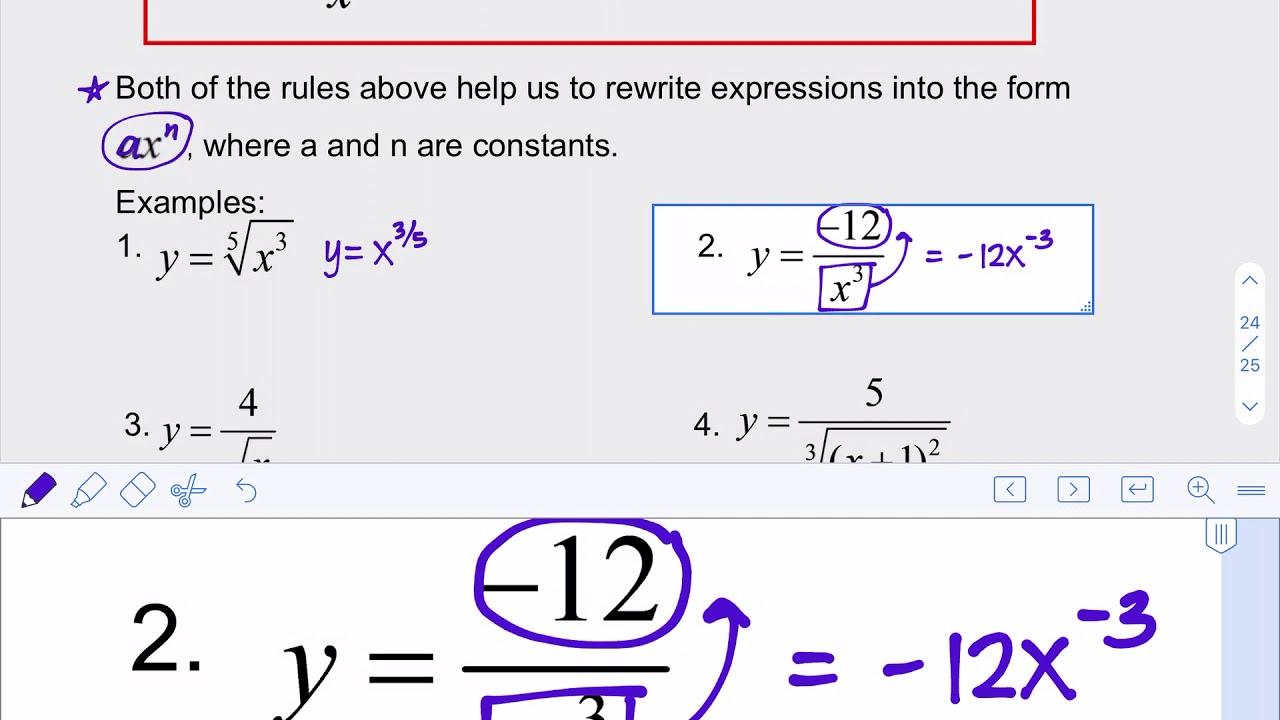 how to manipulate algebraic equations