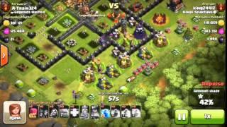 Clash of Clans|GoWin| High loot| high trophy|Champion League Raids