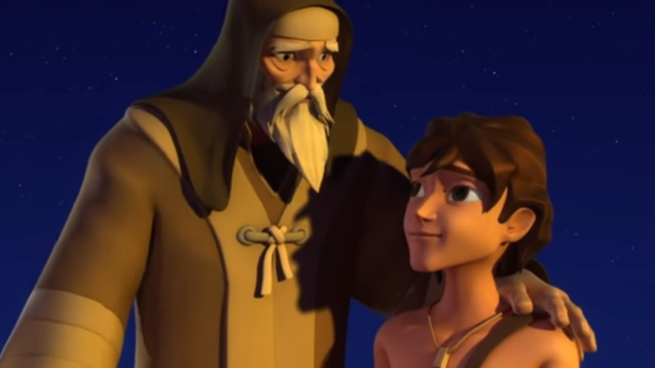 Download Superbook - The Test: Abraham And Isaac - Season 1 Episode 2 - Full Episode (HD Version)