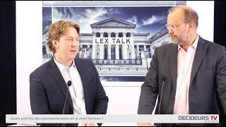 LexTalk : Quels sont les 10 commandements de la Joint Venture ?