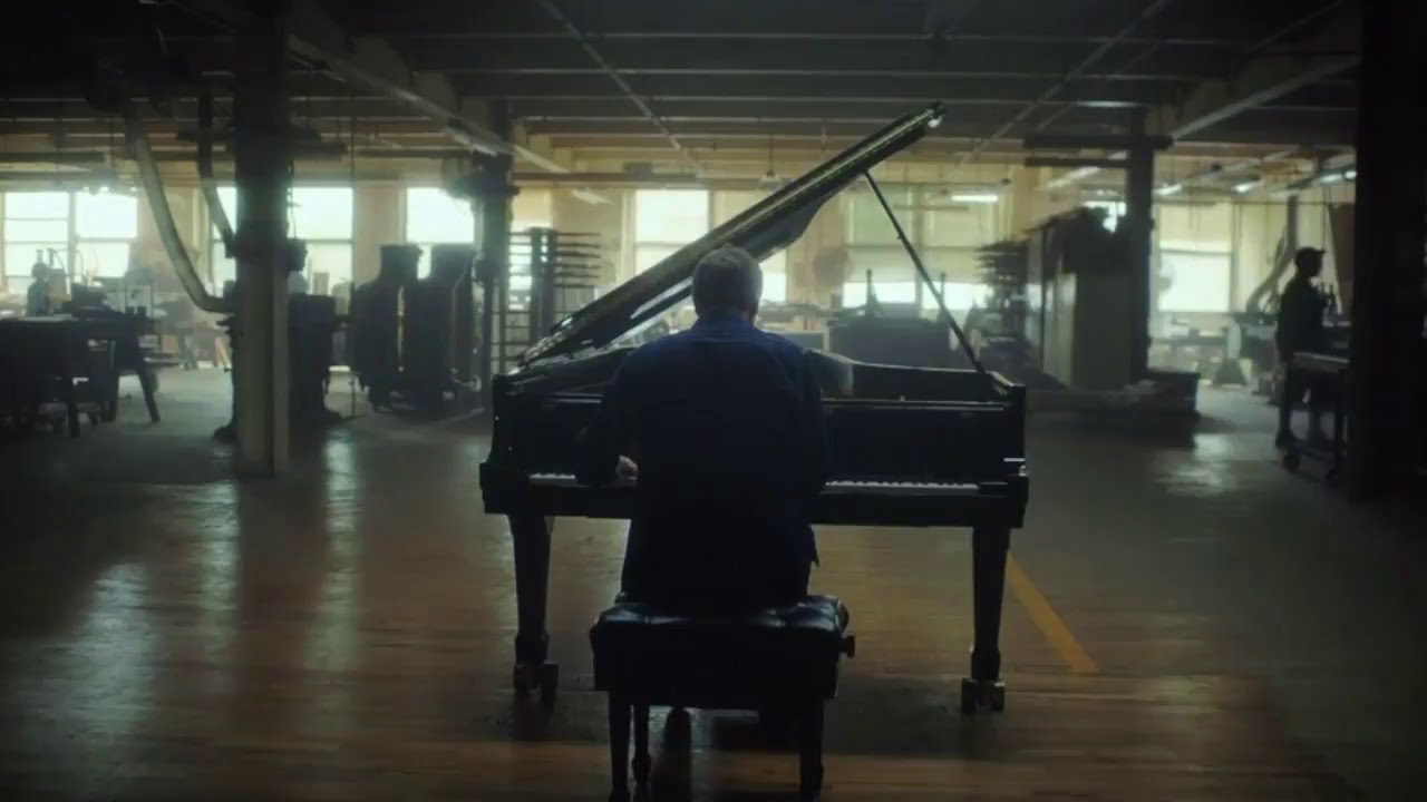 RIOPY - Golden Gate at Steinway Factory [Official Video]