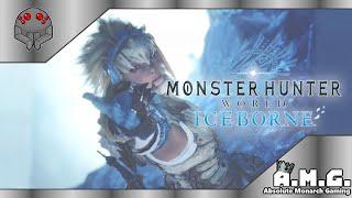 Iceborne Monster Hunter World | AMG Live Stream