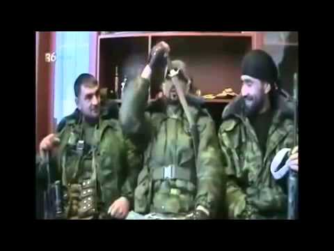 Donetsk militia with Armenia, Chechnya, Tajikistan 02 02 2015.News Today War