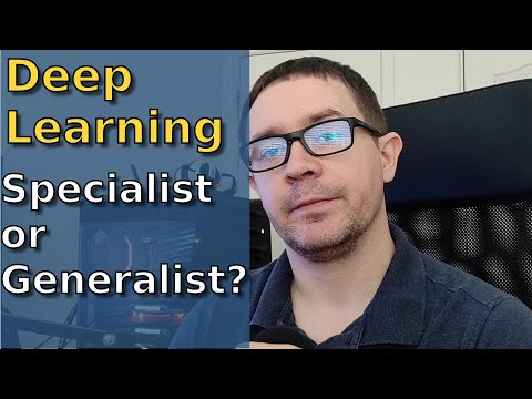 Should you be an AI Generalist or Specialist
