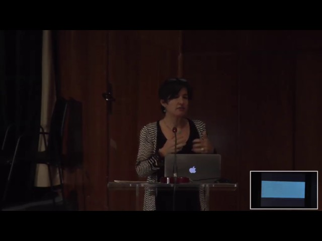 Nicole Coleman - People, presentation at Linked Pasts Symposium 2016, Madrid