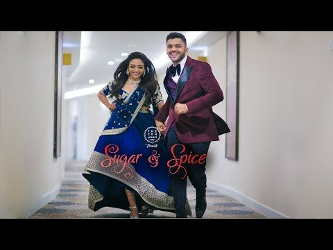 Sugar & Spice - Wedding Film by The Con Artists