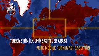 PUBG Mobile Turkey Campus Championship