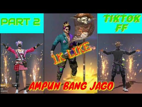 kumpulan-tiktok-free-fire-dj-ampun-bang-jago