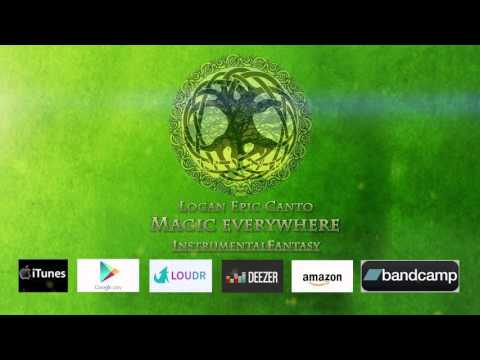Celtic Music-Magic everywhere(Album)-Logan Epic Canto-download