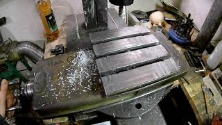 як зробити фрезерний верстат своїми руками креслення