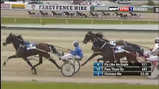 Harness Racing Christchurch Casino New Zealand Trotting Cup 2013