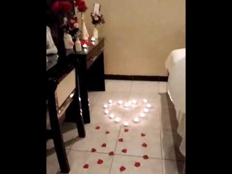dekorasi ulangtahun di kamar hotel - youtube