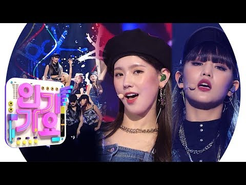 (G)I-DLE((여자)아이들) - Uh-Oh @인기가요 Inkigayo 20190721