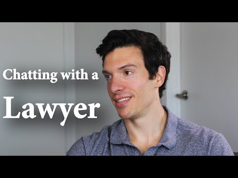 Chatting with a Lawyer