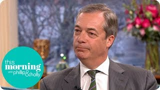 Nigel Farage on Parliament