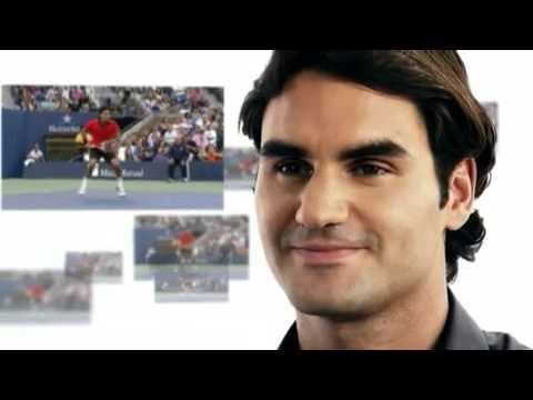 Roger Federer Stars in the New Credit Suisse TV Campaign