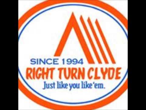 Right Turn Clyde LP
