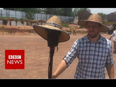 Congo A river Journey: behind the Scene – BBC News