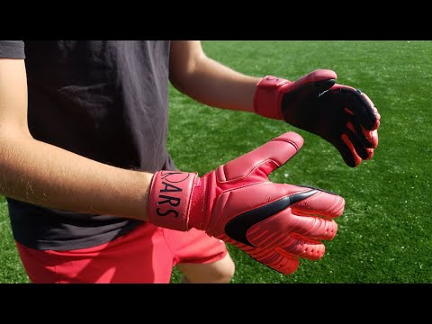 Goalkeeper Glove Review: Nike Fire Premier SGT Reverse Stitc
