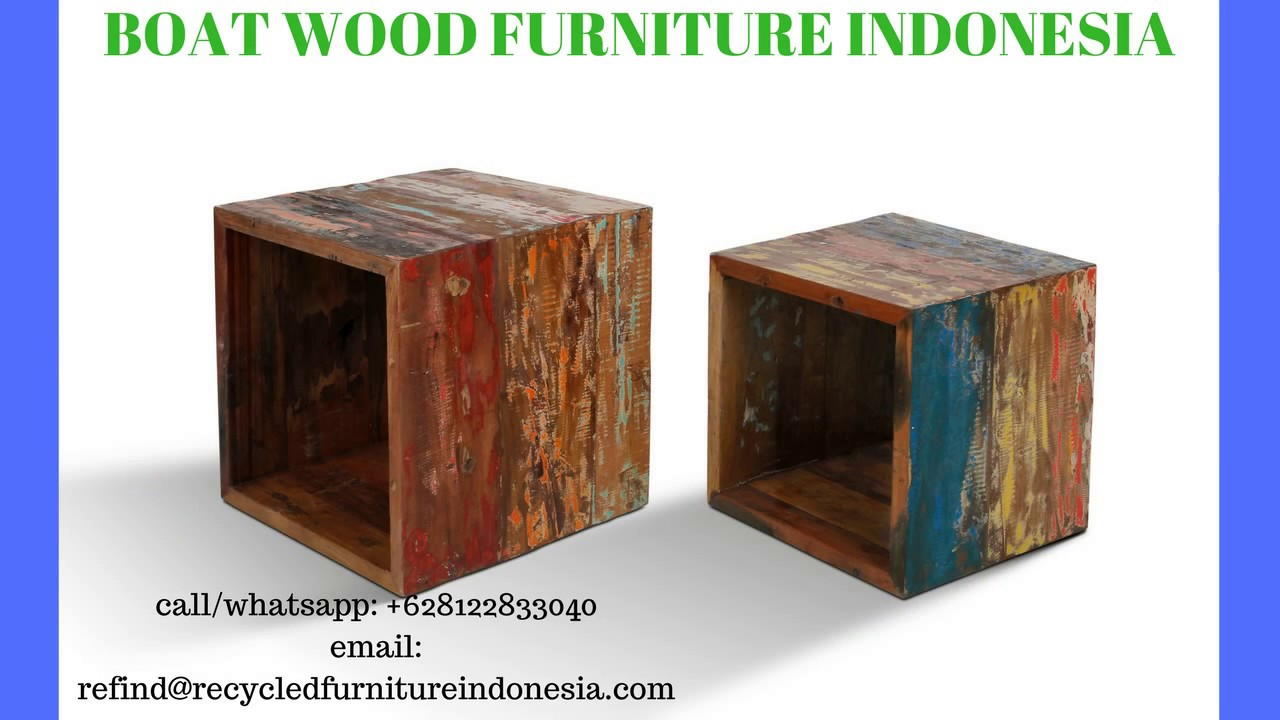 Boat Wood Furniture Indonesia | Call/Whatsapp: +628122833040